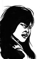 Draw-Off No. 39: Vampirella by Maxahiss