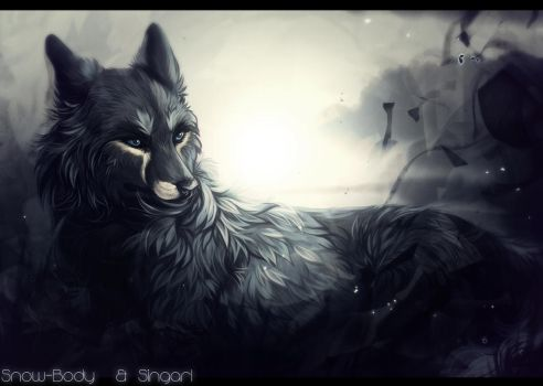 Collab: Unbroken Beauty by Snow-Body