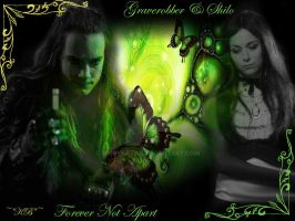 Graverobber And Shilo by Missykat90