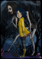 Coraline by Craywil