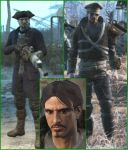 Fallout 4 Character Sheet by rockstarcrossing