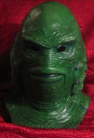 Gill Man by atomagedevilman