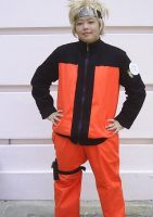 Naruto Cosplay by rrs