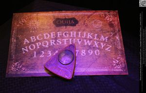 Ouija Board by DamselStock