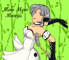 Mew Mew Monju by MuseWhimsy