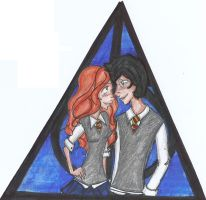 Ginny and Harry by Disney-Sarah