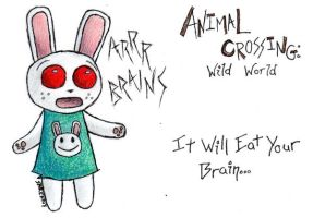 AC will eat your brain by CindTheSarkany