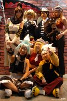 Soul Eater Cosplay by dreamcore-creation