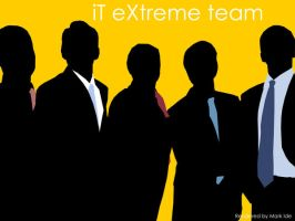 iT eXtreme Team by cranstonide