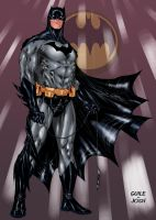 Batman by Guile by JoshTempleton