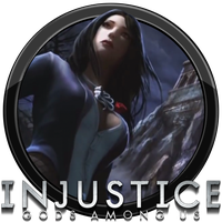 Injustice: Gods Among Us Icon II by ValMest