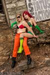 Harley Quinn and Poison Ivy 2 by Insane-Pencil