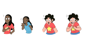 Steven and Connie by RilayGreene