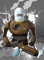Mr. Freeze by BlitheFool