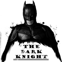 The Dark Knight by ArchXAngel20