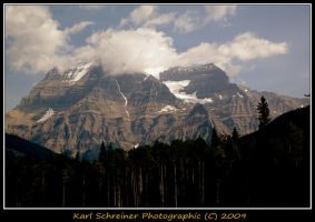 Mount Robson 1 by KSPhotographic