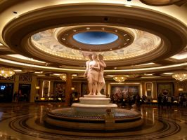 Caesars Palace by birdboy100