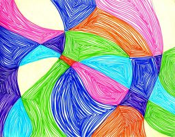 Abstract Swirls by LasManiaticas