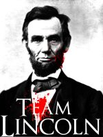 Team Abraham Lincoln by 1JohnGarciaArtDesign