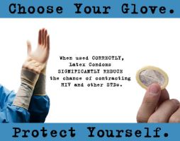 Choose Your Glove by savetheents06
