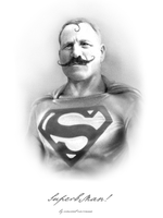 SuperbMan by 6amcrisis