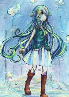 167th ACEO by Hime-chama