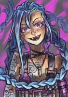 Jinx by Poki-art