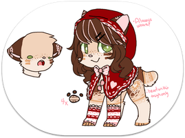 - Red Riding Hood auction - by snickIett