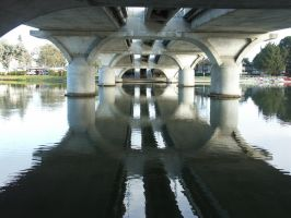 Water Under the Bridge by the-sashimi-frog