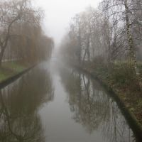 Misty Reflections by webworm