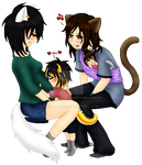 RP: Family [Temp-Genderbend] by Amakai411
