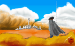 Clouds of Sand by Shadow009
