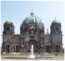 Berliner Dom by magm