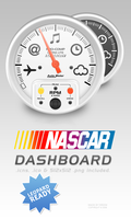 Nascar Dashboard by whyred