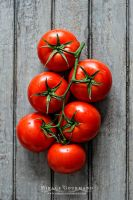 Tomatos by MirageGourmand