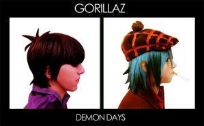 GoRiLLaZ Cosplay DEMON DAYS :D by Murdoc-lein