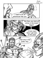 Just skyrim parody by Blade-Fury
