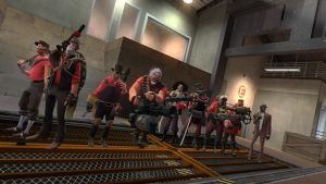 My Tf2 loadout! by sonicdevil18
