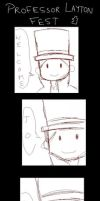 The Layton Fest by Cloudghost