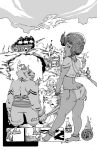 Sabertoof flat by royalboiler