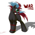 OC - War by AC-whiteraven