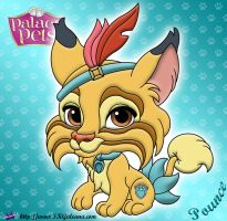Disney Princess Palace Pets Pounce by SKGaleana