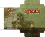Magic Card Box Template by sCREALLiX