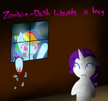 Zombies by FlutterGore