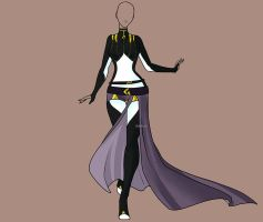 Fashion Adoptable Auction 104 - CLOSED by Karijn-s-Basement