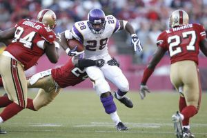 Adrian Peterson 8 by Schultzy0023