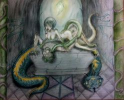 Reptilian by Mezzeril