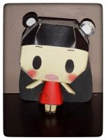 Lillian Papercraft by ciao-7