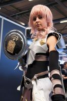 Lightning @ FACTS 2012 by KillingRaptor