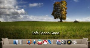 Sofa-So-Good for RK launcher by jgarcia3788
